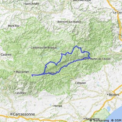 Route Albine 6