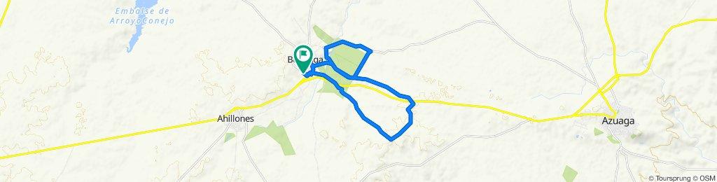 De Carretera Berlanga-Higuera 18 a Carretera Berlanga-Higuera 18