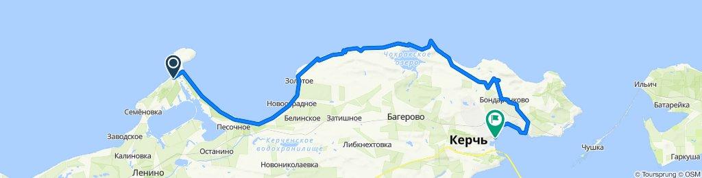 3 dnya - Kerchenskiy poluostrov