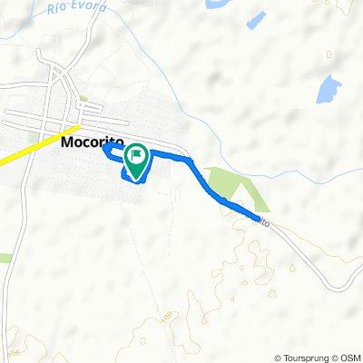 Paseo lento en Mocorito