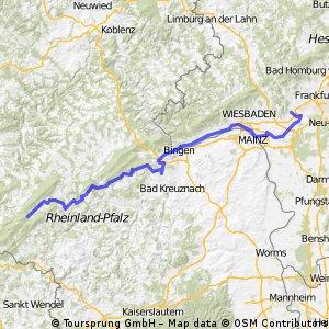 Kriftel - Allenbach