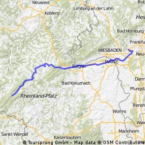 Allenbach - Kriftel