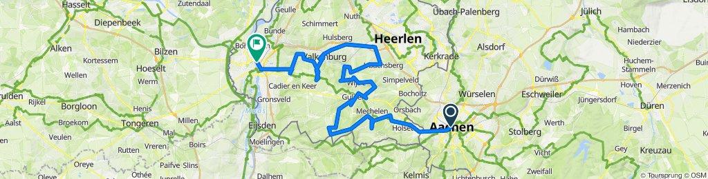 Origineel:Aachen-Maastricht (voerstreek-amstelgold)