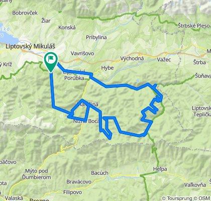 Trasa/Route 29 | mtbliptov.bike
