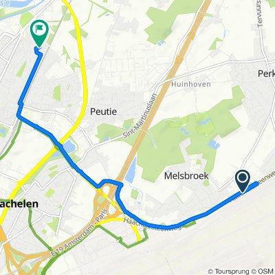 De Haachtsesteenweg 131–199, Steenokkerzeel à Groenstraat 253, Vilvorde