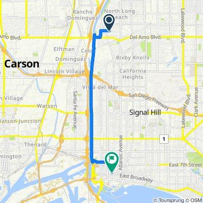 156 E 52nd St, Long Beach to 315 The Promenade N, Long Beach