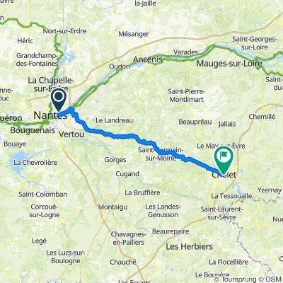 Nantes-Doulon—Cholet