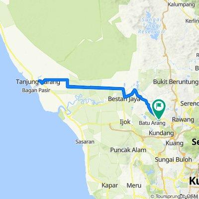 99 Mart - Tanjung Karang