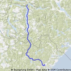 VrådalTveda-linjen