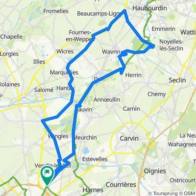 Loison-sous-Lens Cycling