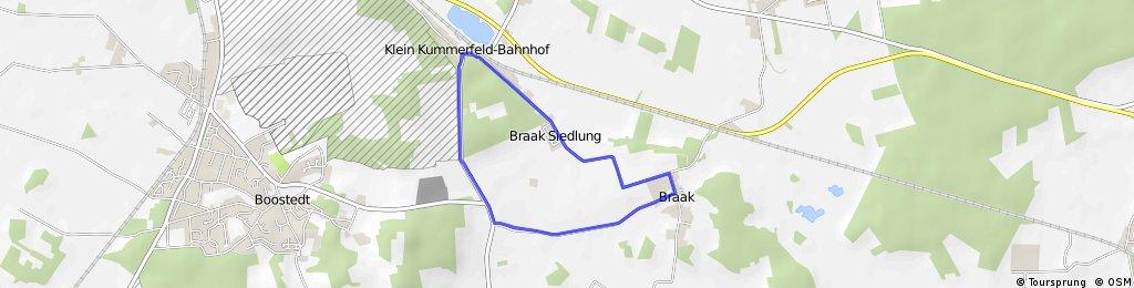 Zeitfahren Radsport Boostedt