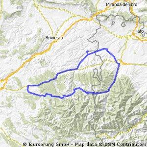 Cerezo-Ezcaray-Pradoluengo-Pedraja-Cerezo
