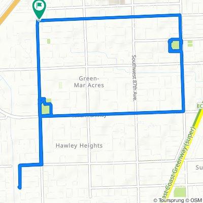 9669 SW 96th St, Miami to 9669 SW 96th St, Miami