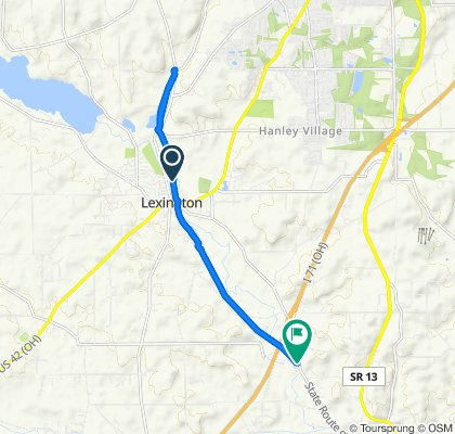 144 Plymouth St, Lexington to Richland B and O Trail, Bellville