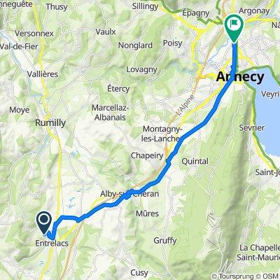229 Impasse des Hautes Vues, Albens do 112 Avenue de Geneve (annecy), Annecy
