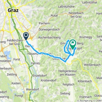 Autour de Graz - 4. et.