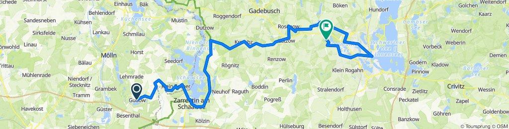 Gudow - Schwerin