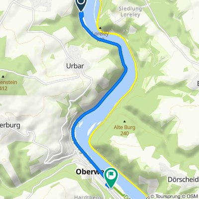 Route von ¿?ÛŒ?