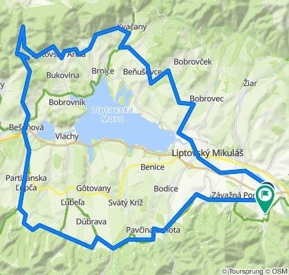 Trasa/Route 37 | mtbliptov.bike