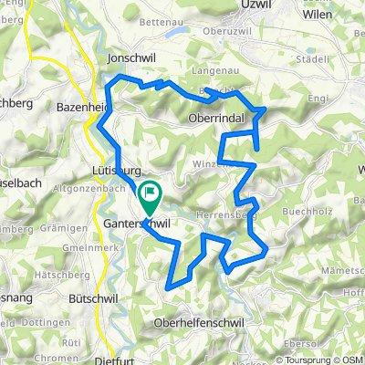Wildberg-Eppenberg-Winzenberg-Füberg