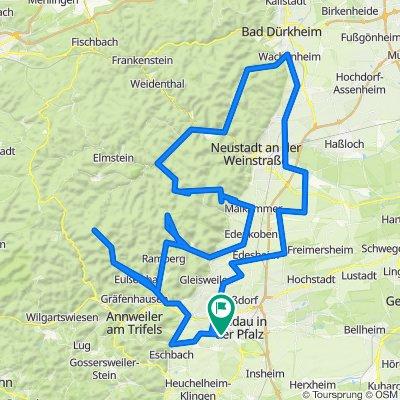 5-Berge Tour