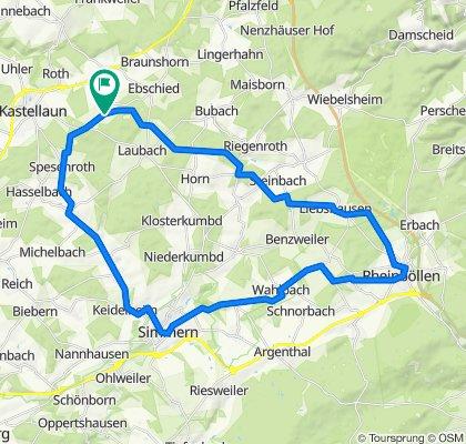 Hasslerborn 8, Hollnich nach Hasslerborn 8, Hollnich