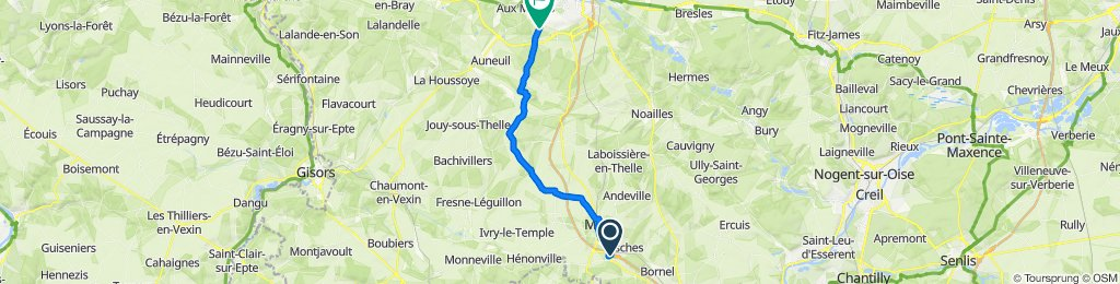 Itinéraire vers 52 Grande Rue, Saint-Martin-le-Noeud