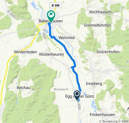 Egg-Babenhausen