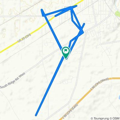 South Ridge Road West 2034, Ashtabula to South Ridge Road West 2034, Ashtabula