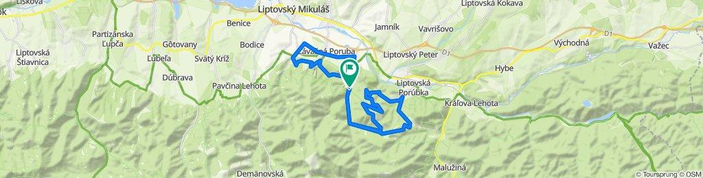 Trasa/Route 48 | mtbliptov.bike