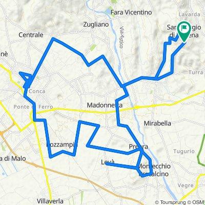 Montecchio - Thiene