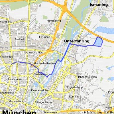 München - Feringasee