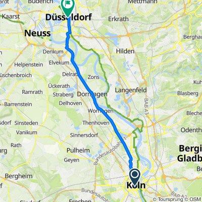 #28 Koln to Dusseldorf
