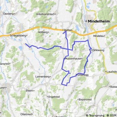Sontheim - Katzbrui - Stetten