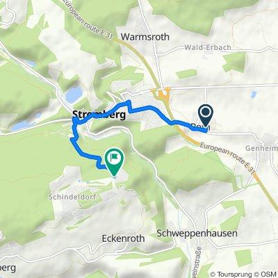 Am Stemel 8, Roth nach Buntspechtweg, Stromberg
