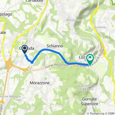 Tour veloce in Torba