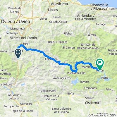 Asturies, Jour 11
