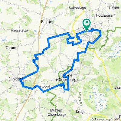 Burgen-Tour (kleine Runde)