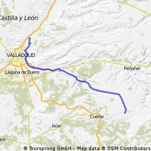 ruta castellana