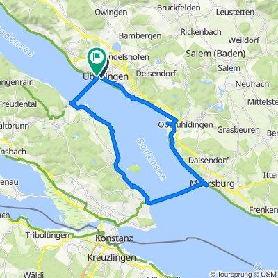 Bodensee Konstanz Meersburg Staad Wallhausen Konstanz