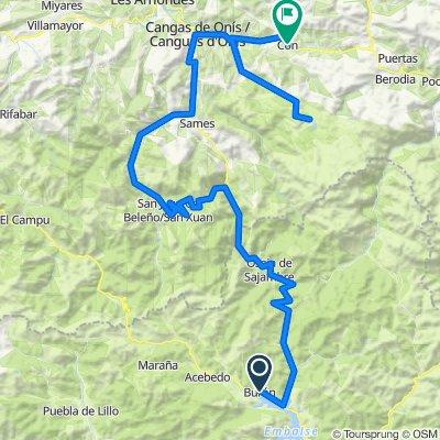 Asturies, Jour 12