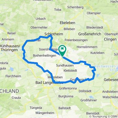Pfingstmontags Tour