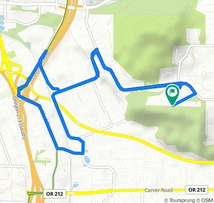 11476 SE Highland Loop, Clackamas to 11476 SE Highland Loop, Clackamas