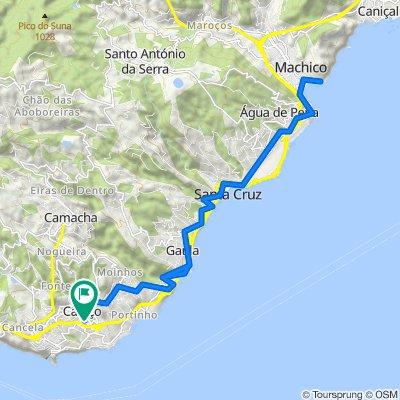 Santa Cruz - Machico