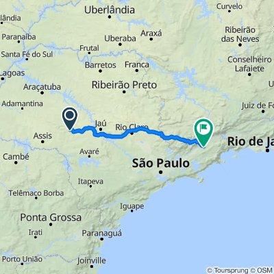 De Rua José Bonifácio 449 a Passarela da Fé 10