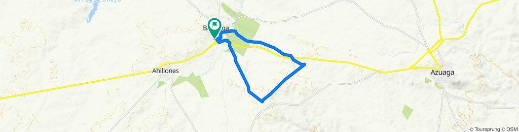 De Carretera Berlanga-Higuera 16 a Carretera Berlanga-Higuera 16