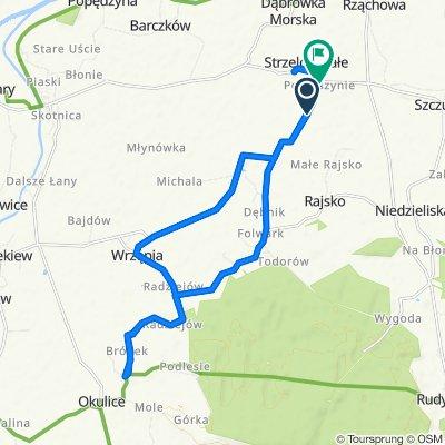 Easy ride in Szczurowa