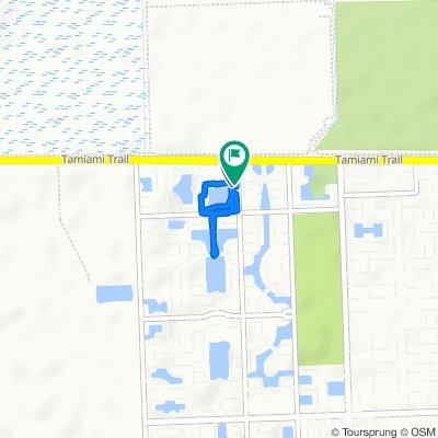 901 SW 152th Ct, Miami to 897 SW 152th Ct, Miami