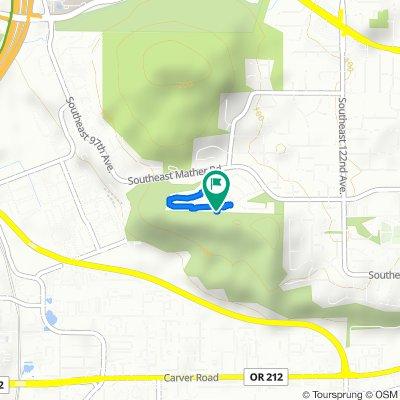 11484 SE Highland Loop, Clackamas to 11476 SE Highland Loop, Clackamas