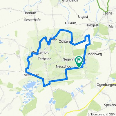 Holtriemer-Wanderweg